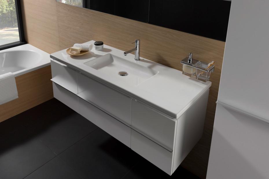 Living square vanity unit large