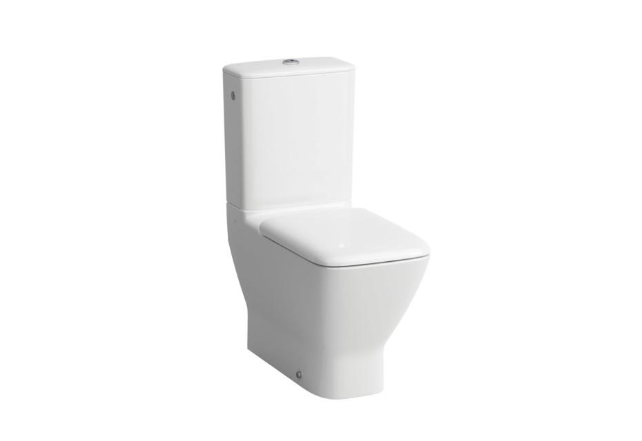 Palace floorstanding WC combination