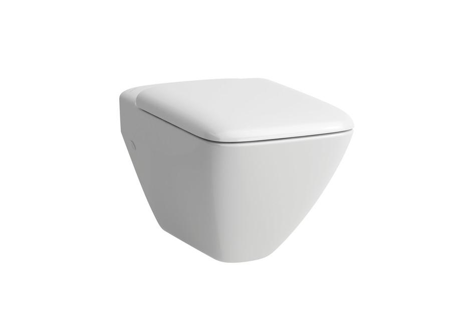 Palace wallhung WC