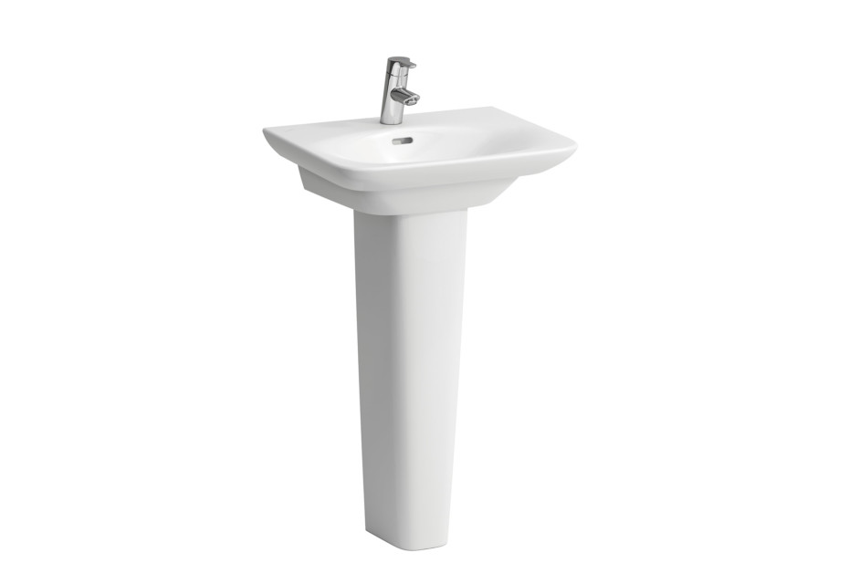 Palace washbasin with pedestal