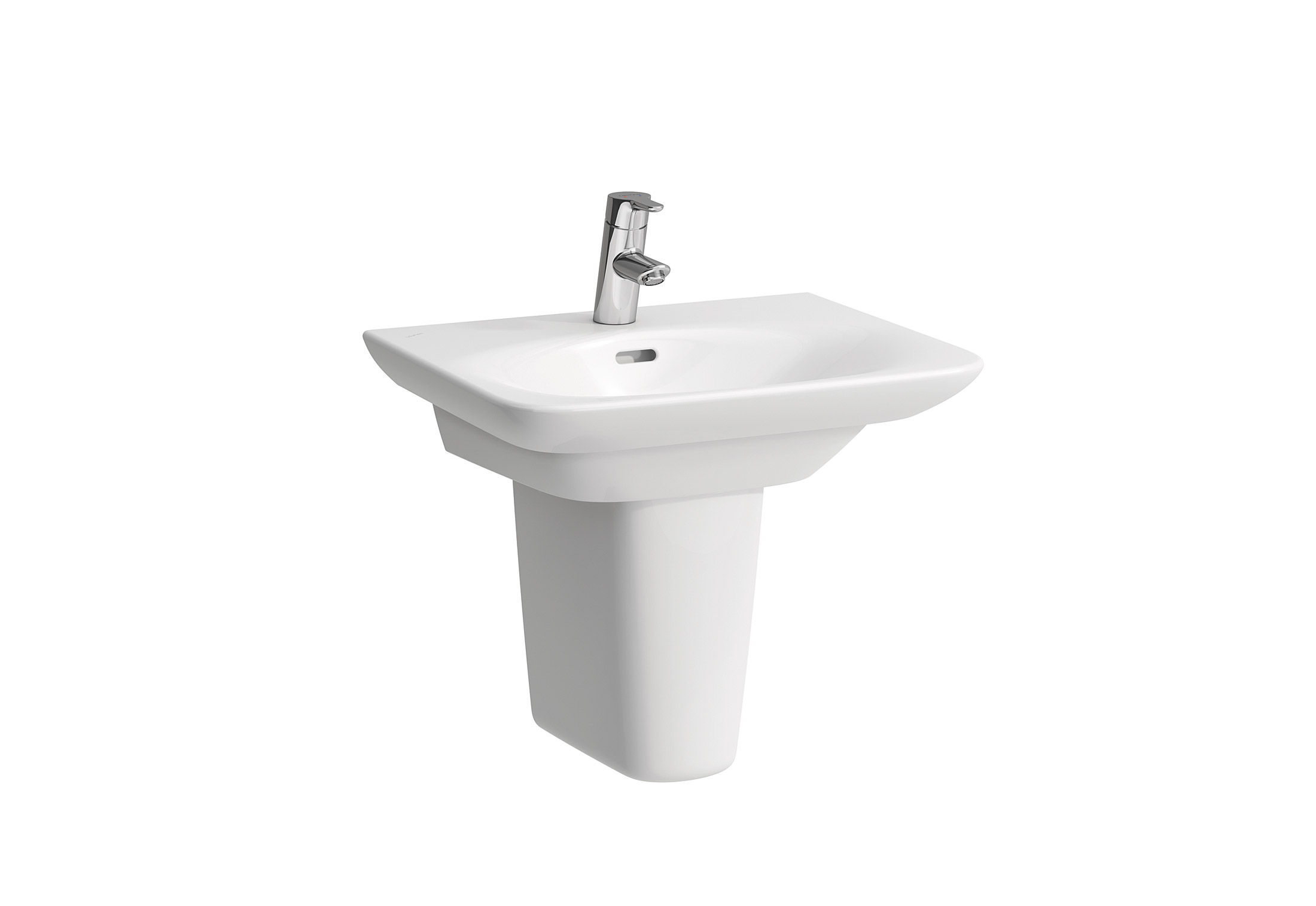 Delicieux Palace Washbasin With Short Pedestal