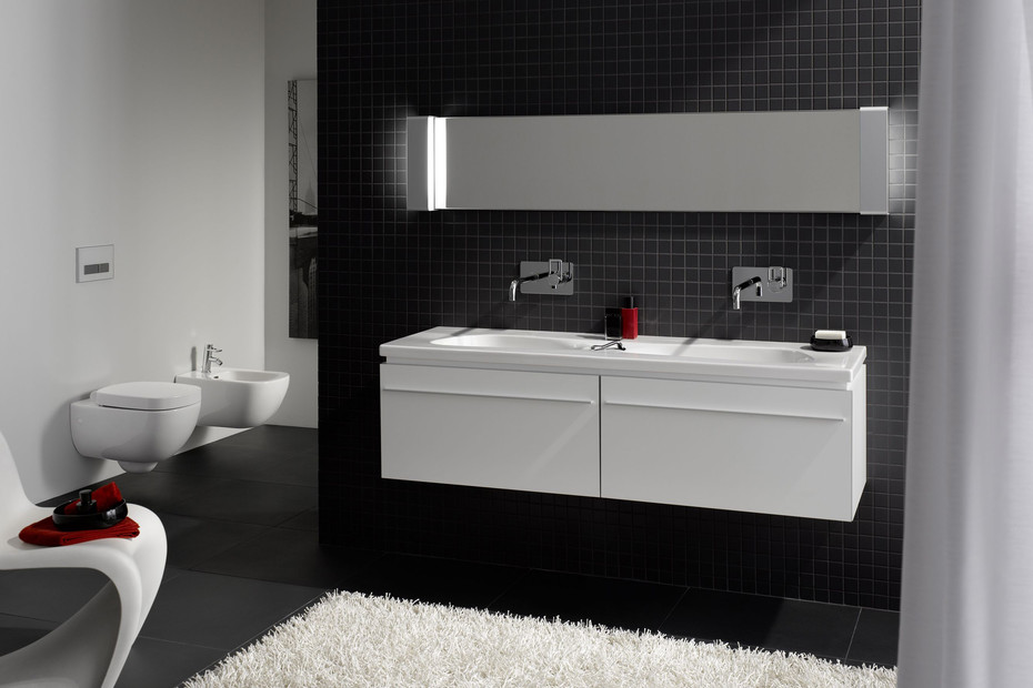 Palomba Organic double washbasin