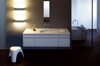 Palomba Organic wash basin  by  Laufen
