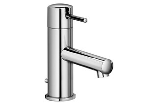 Twinprime pin washbasin mixer  by  Laufen