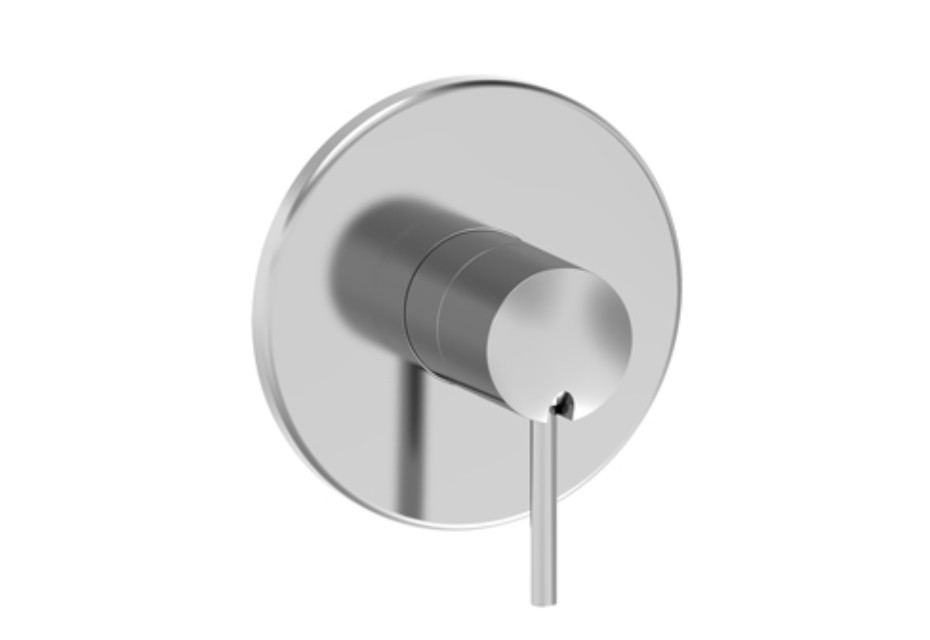 Twinprime pinconcealed single lever shower mixer