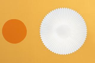 Le Klint 290 ceiling light  by  Le Klint