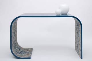 Carpetry Console  by  Lee Broom