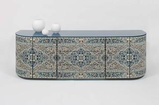 Carpetry Anrichte  von  Lee Broom