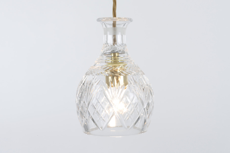 Decanterlight Clear Bell
