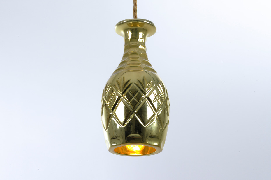 Decanterlight Gold Bell