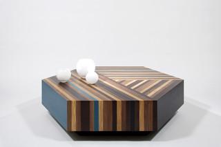 Parquetry Tisch  von  Lee Broom