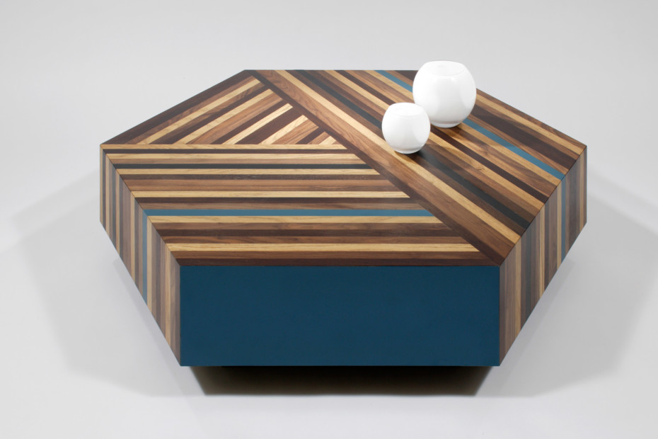 Parquetry Table