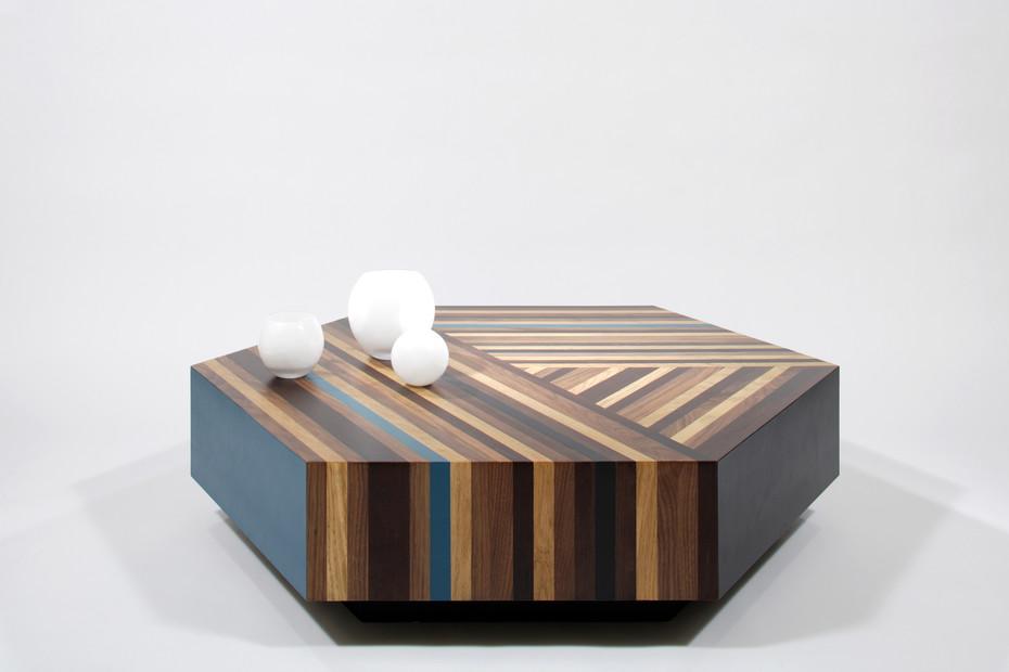 Parquetry Tisch