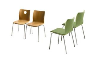 Melon chair  by  LEPO