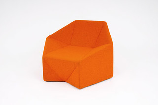 Hex Chair  by  Lerival