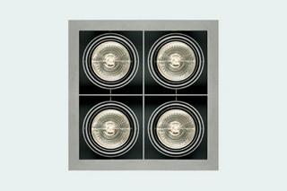 Cardan Einbau 4 quadratisch  von  LFF Licht Form Funktion