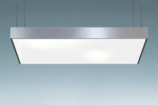 Lightpanel pendant square  by  LFF Licht Form Funktion