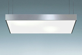 Lightpanel pendant square  by  LFF Licht Form Funktion