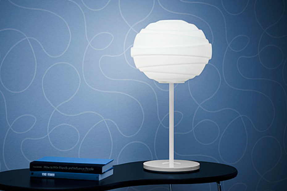 Atomheart table lamp