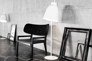 Caravaggio floor lamp  by  Lightyears