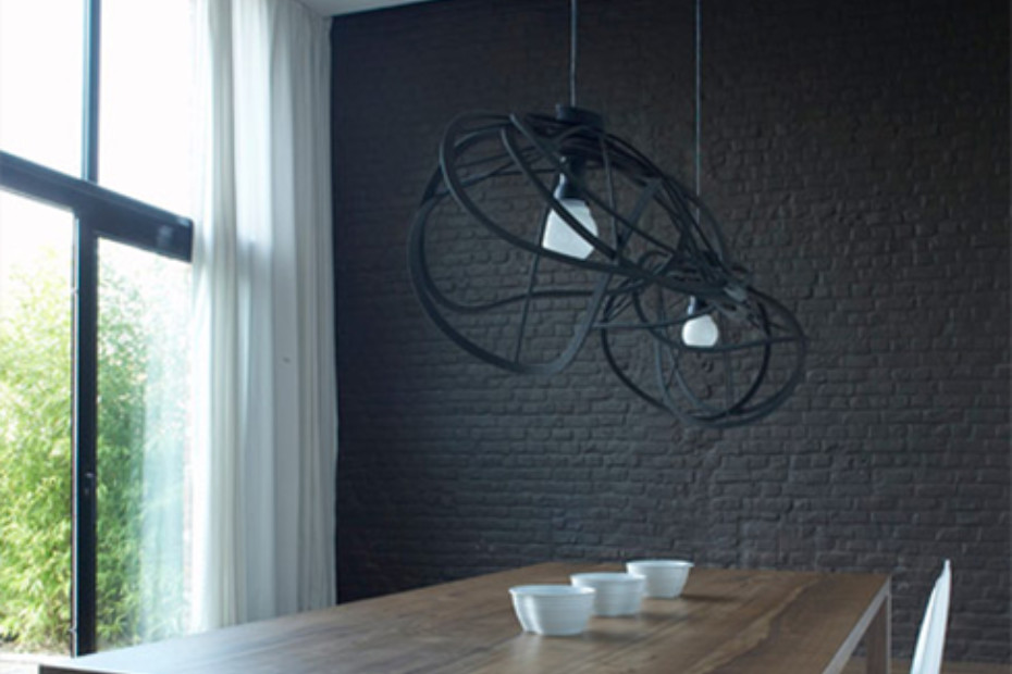 bloom pendant light by ligne roset stylepark. Black Bedroom Furniture Sets. Home Design Ideas