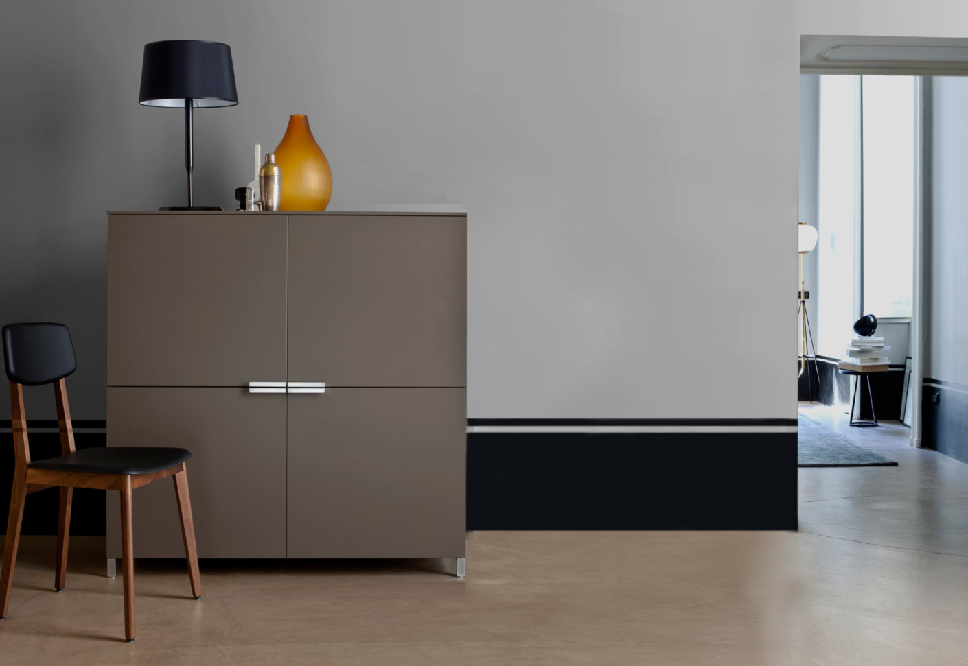 everywhere container von ligne roset stylepark. Black Bedroom Furniture Sets. Home Design Ideas