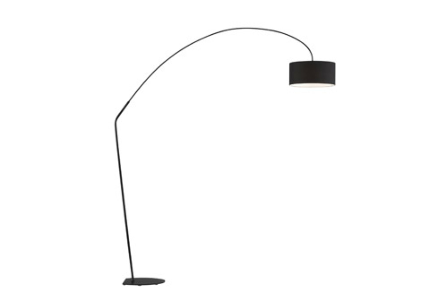 night floor lamp by ligne roset stylepark. Black Bedroom Furniture Sets. Home Design Ideas