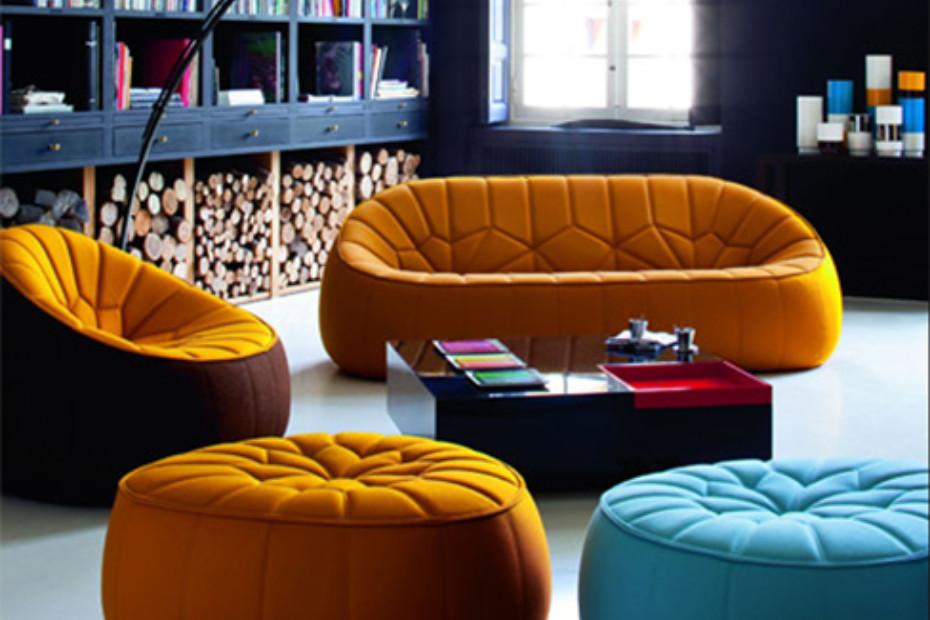 OTTOMAN armchair