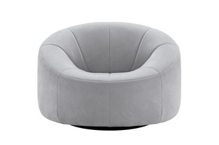 PUMPKIN swivel armchair  by  ligne roset