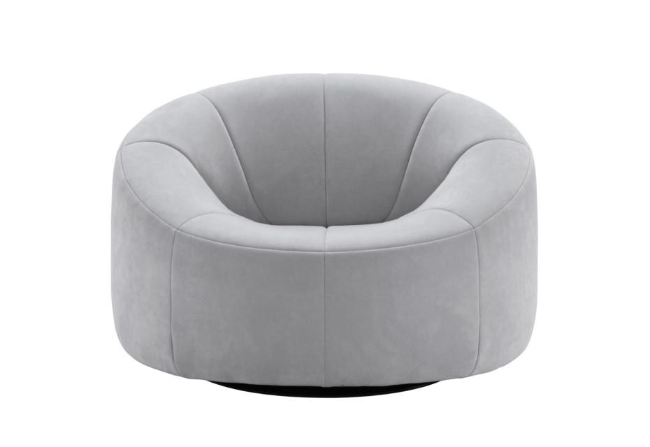 PUMPKIN swivel armchair