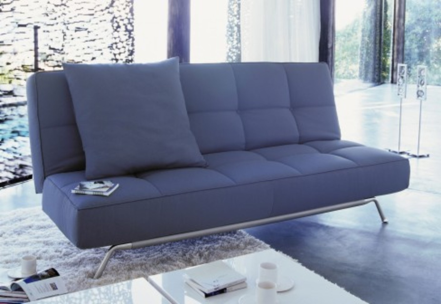 smala schlafsofa von ligne roset stylepark. Black Bedroom Furniture Sets. Home Design Ideas