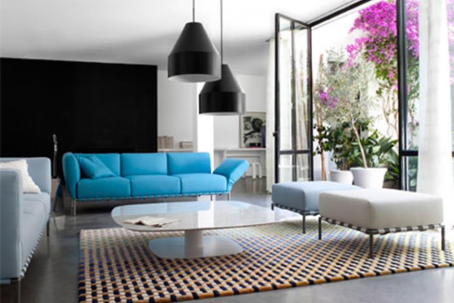 ted 3 sitzer von ligne roset stylepark. Black Bedroom Furniture Sets. Home Design Ideas
