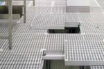 Clean room floor  by  Lindner Group