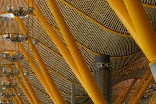 Customised ceiling  by  Lindner Group