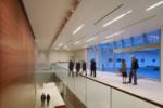 Federclipsystem Torsion Spring Ceiling  by  Lindner Group
