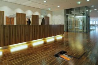 NORTEC raised floors  by  Lindner Group