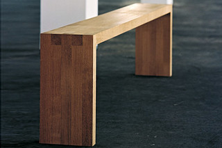 bench / occusioanl table  by  Lindner