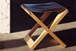 X-Stool  by  Lindner