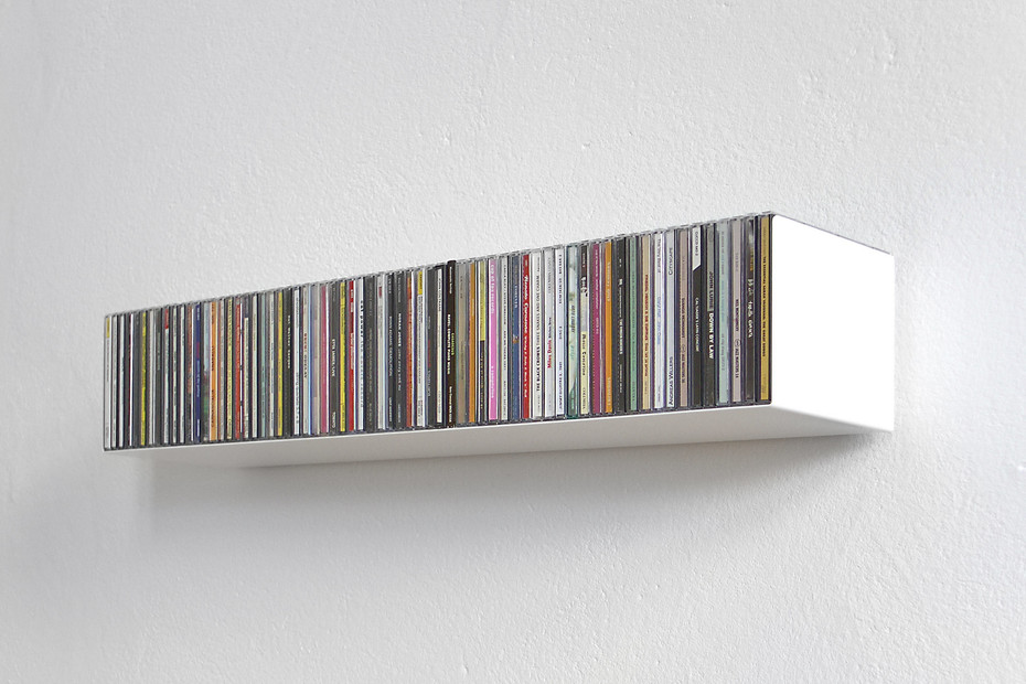 linea1 b CD shelf