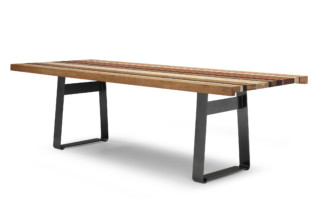 Aras Dining Table  by  Linteloo