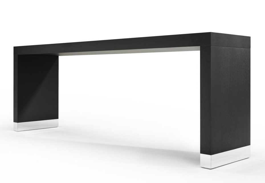 Black and White Sidetable