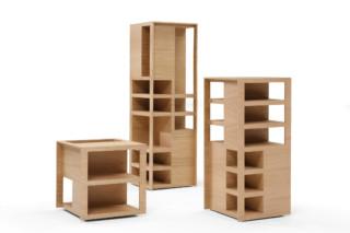 Book Tower  by  Linteloo