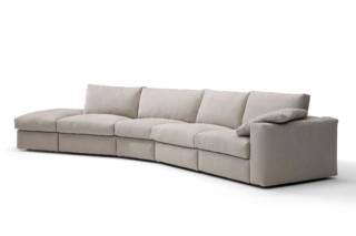 Carlo sofa  by  Linteloo