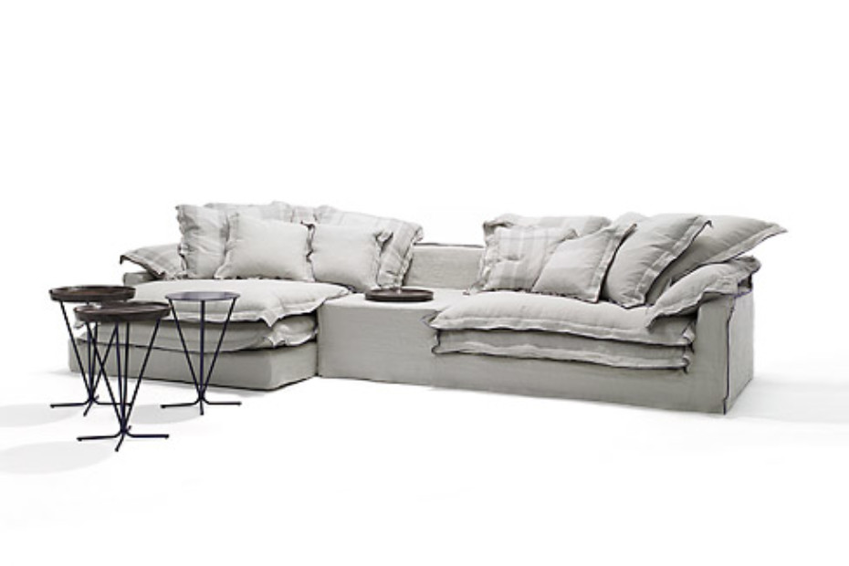 Jan's New Sofa