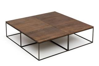 Log Coffeetable  by  Linteloo