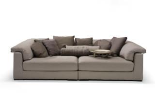 Luciano sofa  by  Linteloo