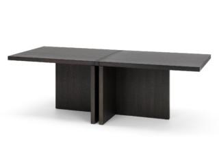Solid Wood Diningtable  by  Linteloo
