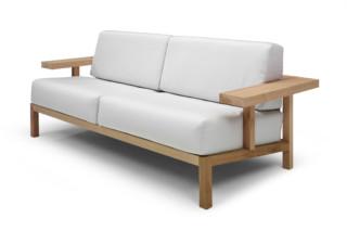 Torr Sofa  by  Linteloo