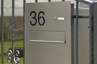 Basic letter box fence system  by  Lippert