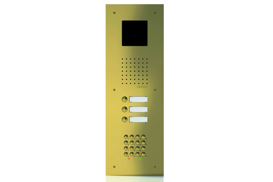 Code modul entrance control system